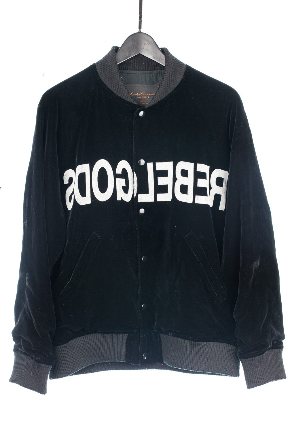 "FW02 ""Witch's Cell Division"" ""REBELGODS"" Velvet Bomber"
