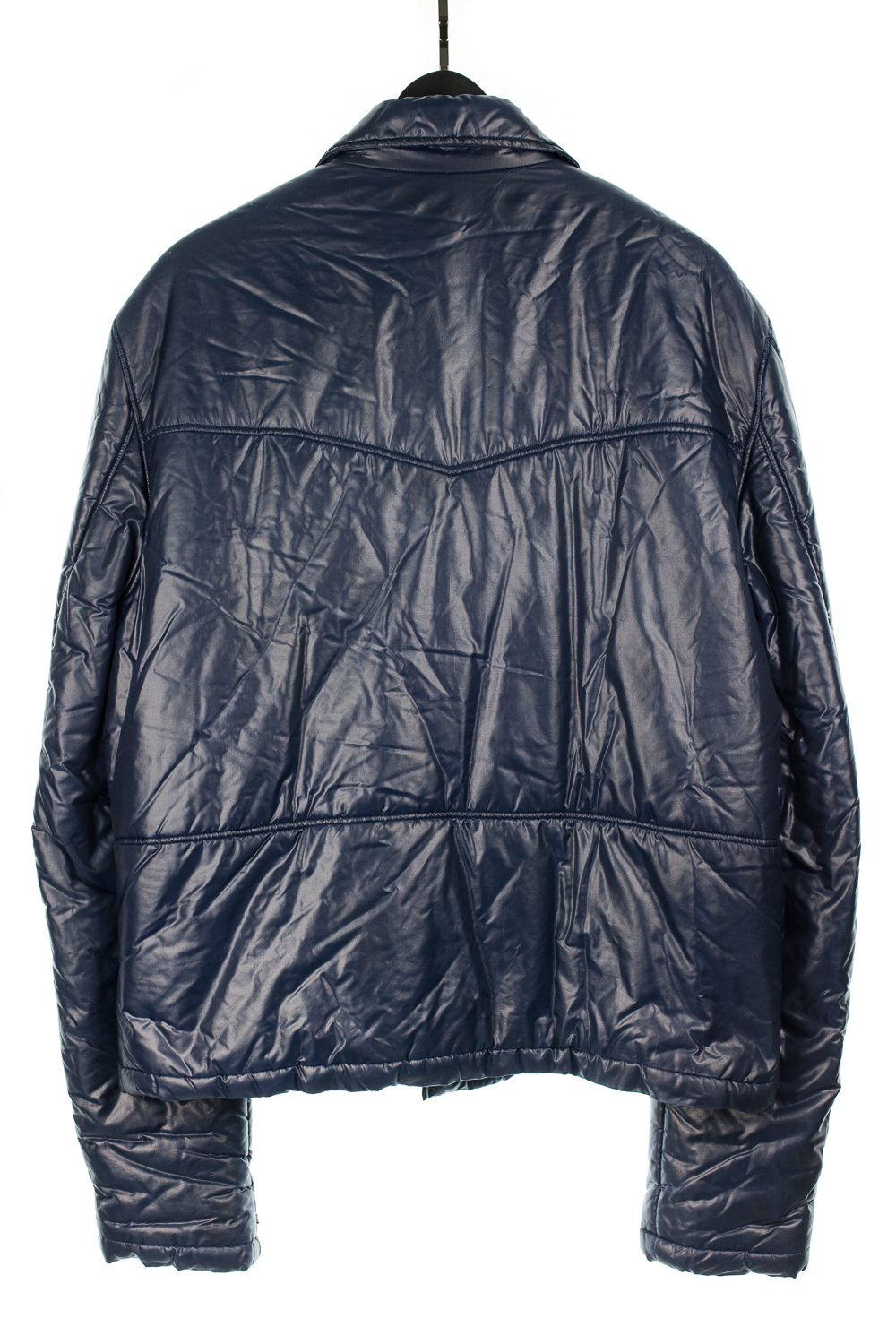 "AW03 ""Closer"" Puffer Down Moto Jacket"