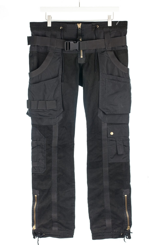 """JPG"" Utility Bondage Pants"