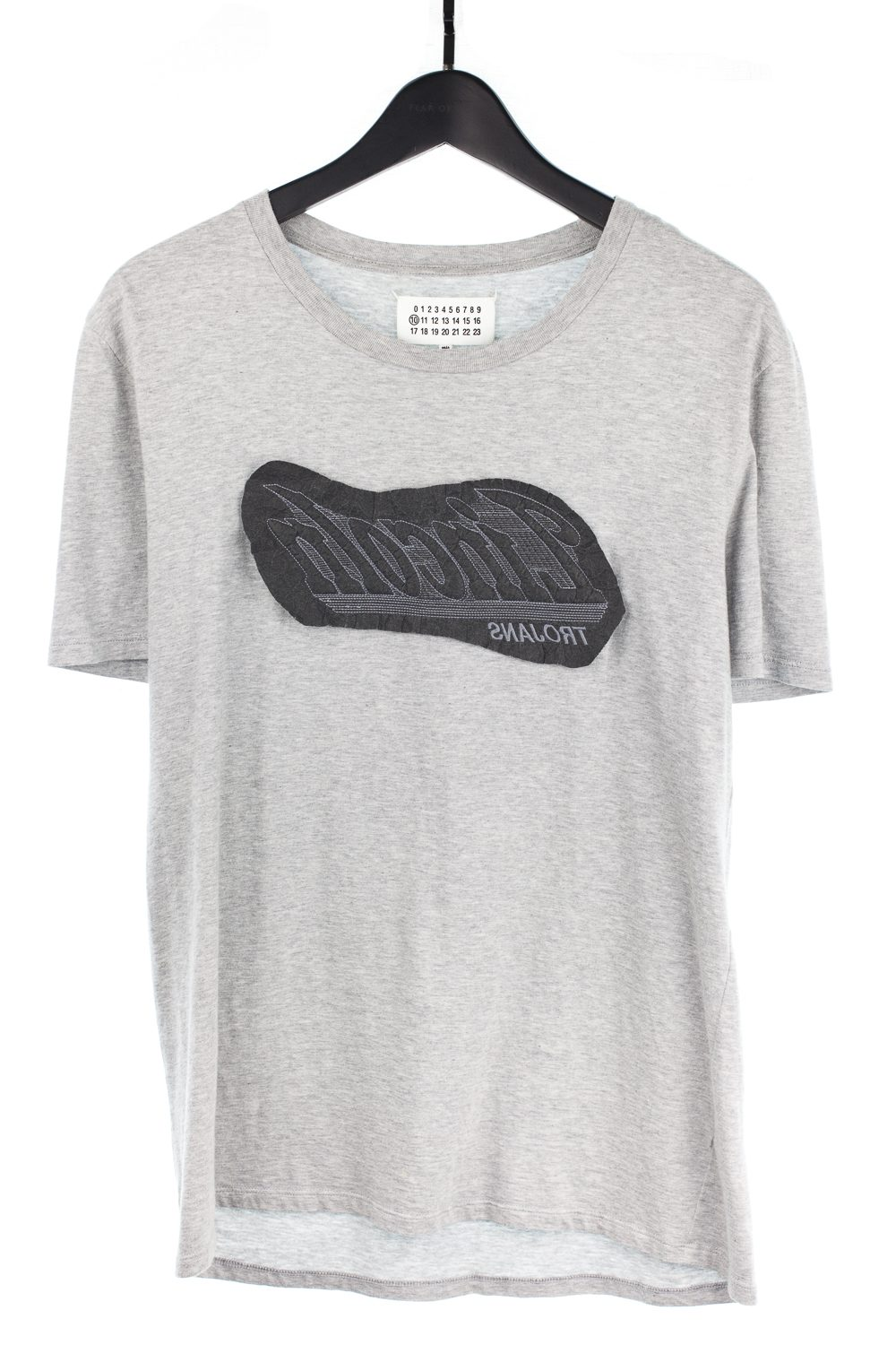 """SS13 """"Lincoln Trojans"""" Reverse Embroidered Tee"""