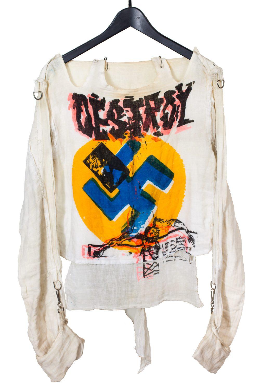 """Original (Late 70's) """"Destroy"""" Muslin"""