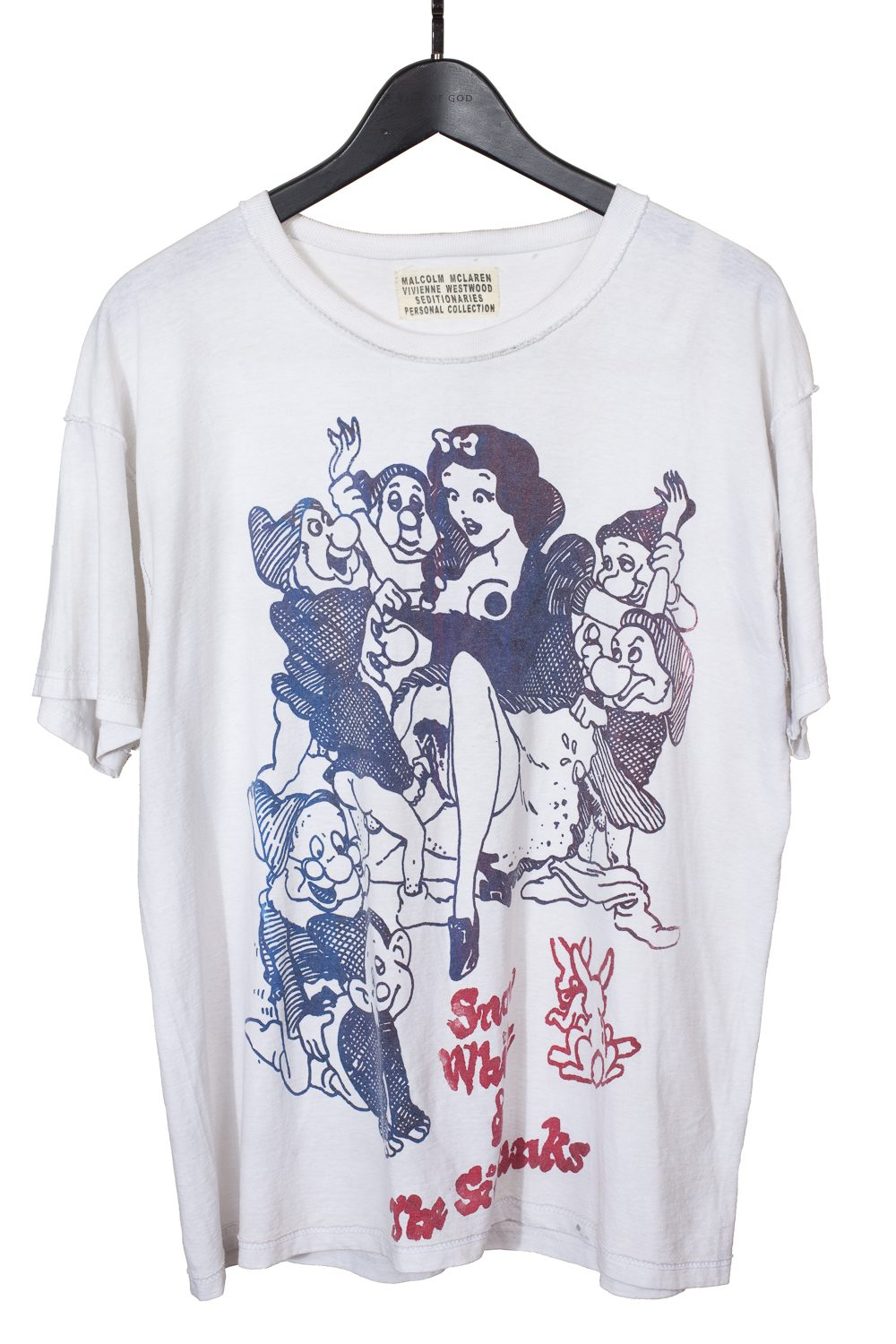 "Late 70's ""OG"" Snow White Tee"