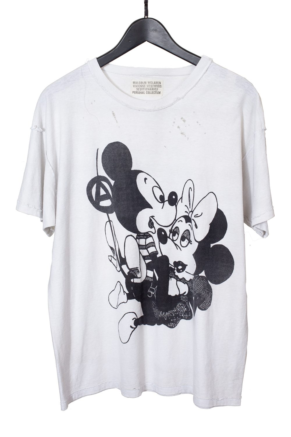 "Late 70's ""OG"" Mickey & Minnie Tee"