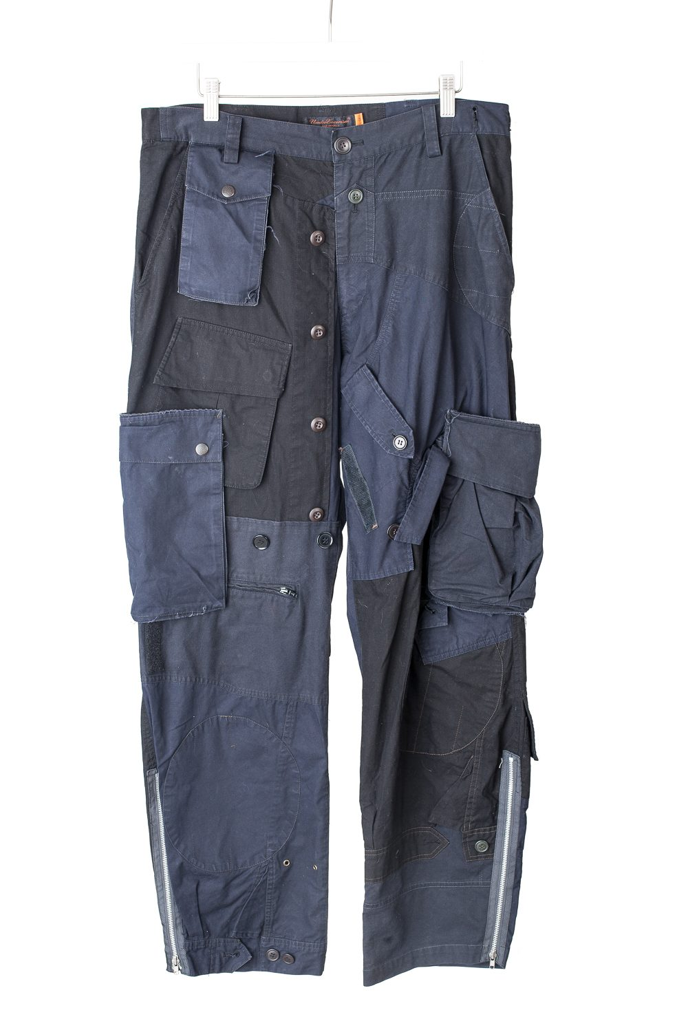 "SS05 ""But Beautiful II"" Reconstructed Military Pants"