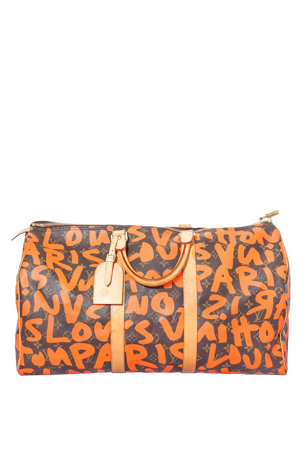 Sprouse x LV 50 Monogram Keepall