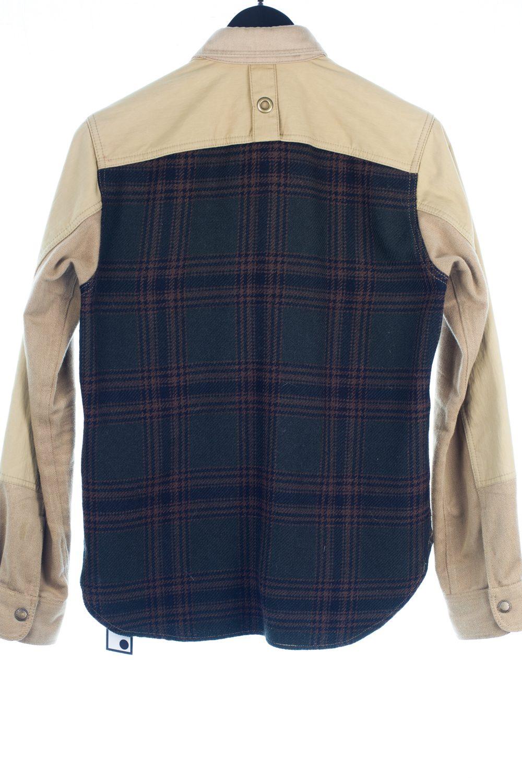 Combo Work Jacket w/ Flannel Back
