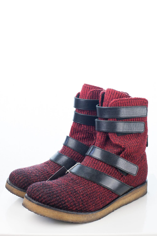 FW09 Earmuff Maniac Wool Boots