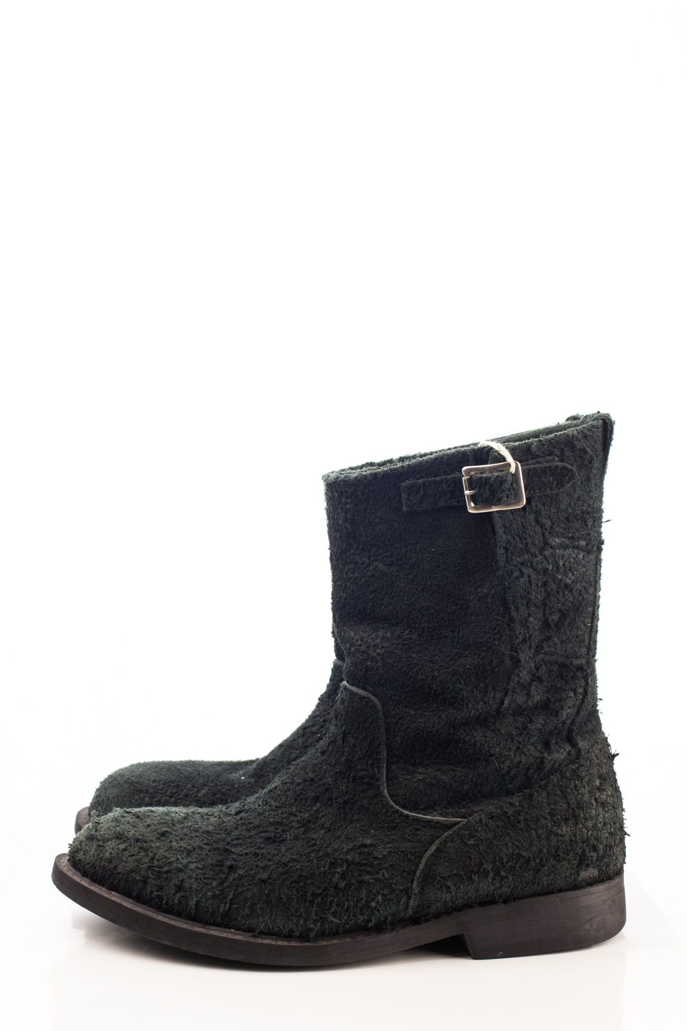 """""""But Beautiful"""" Distressed Suede Engineer Boot"""
