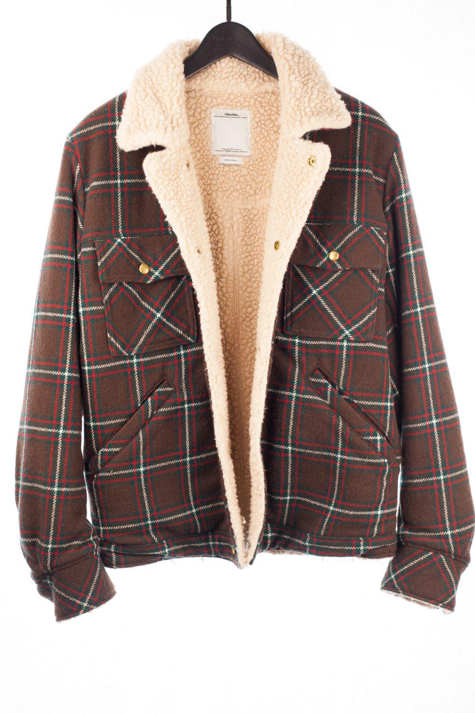 Burgundy Caravan Jacket