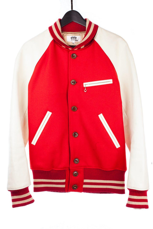 JW X Johnson Leathers Varsity Jacket