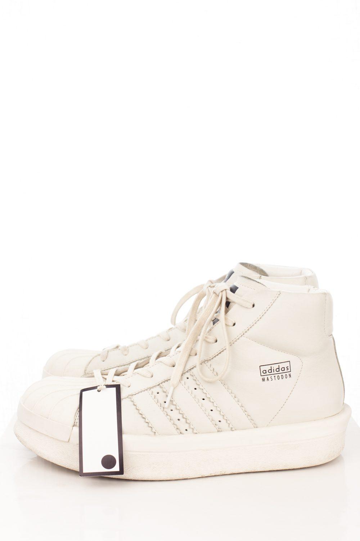 RO x Adidas Mastodon Cream/White