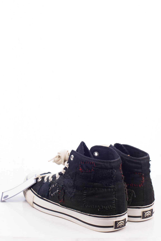 """Scab"" Mid Top Sneaker"