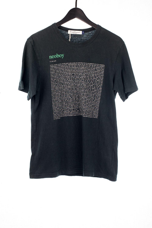 "Patti Smith ""Neoboy"" Shirt"
