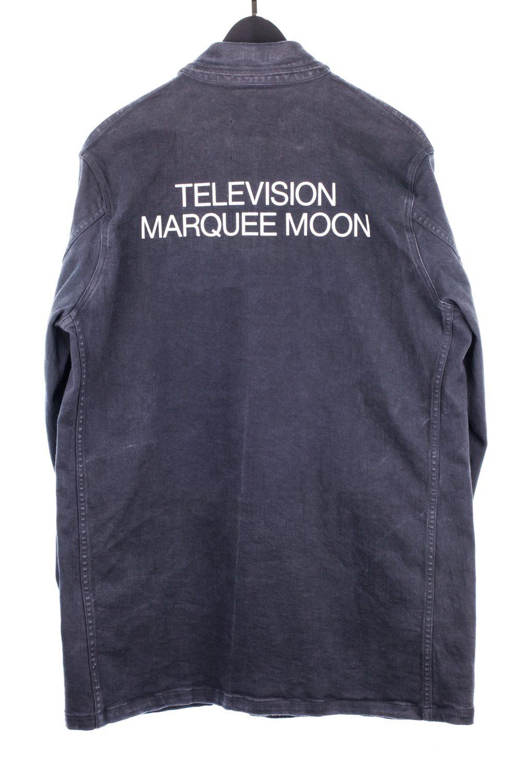 Television Marquee Moon Denim Jacket