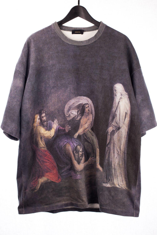 "FW15 ""William Blake"" Oversized Heavy Tee"