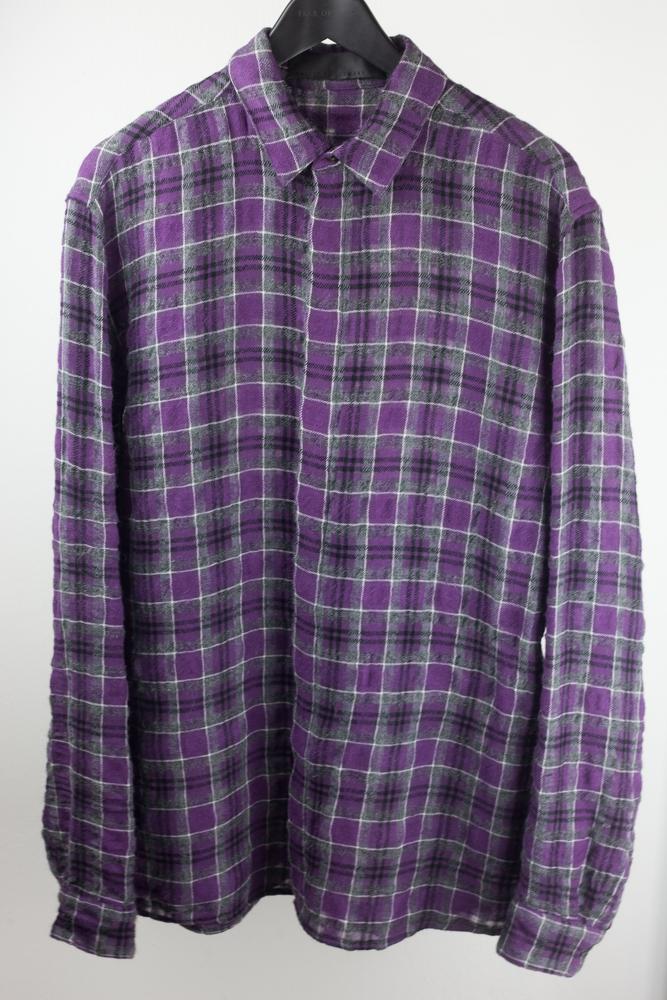 FW16 Ginette Purple Flannel