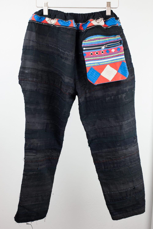"""""""Scab"""" Elastic Waist with Cargo Zip Pocket"""