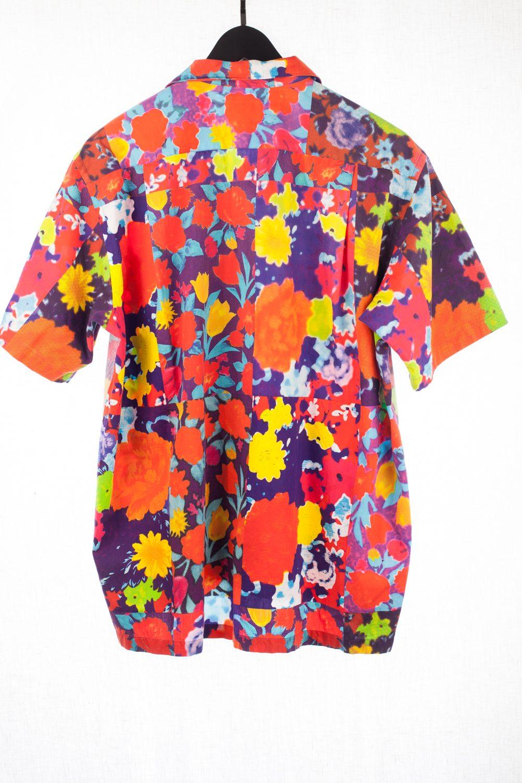 "SS02 Floral ""HAM"" Button Up"