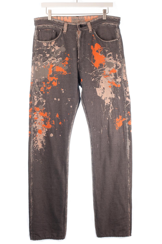 757774f762 APOC Jacquard Paint Splatter Pants