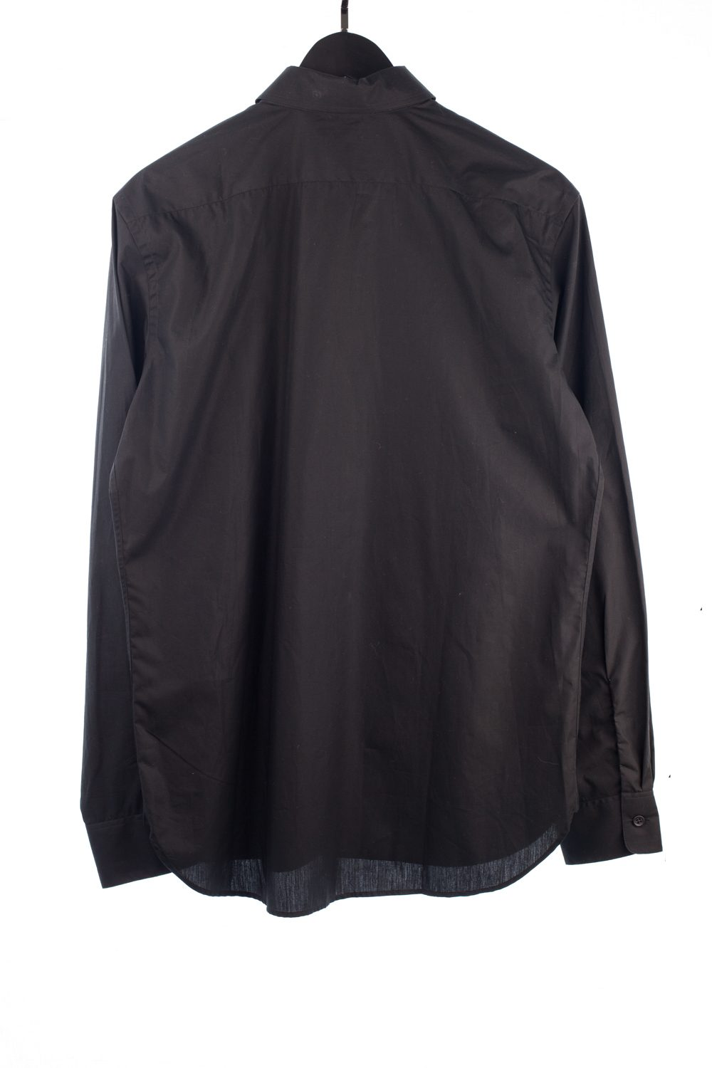 Detatchable Collar Long Sleeve
