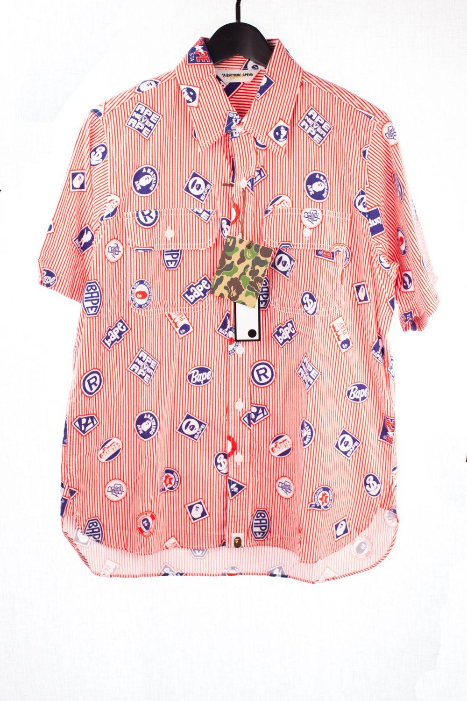 08 BNWT Short Sleeve Flannel