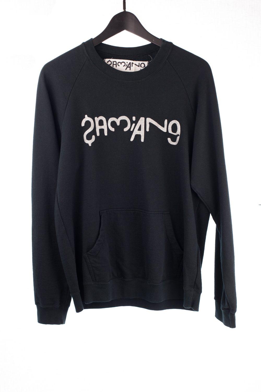 """T"" SS06 Zamiang Kangaroo Pocket Sweater"