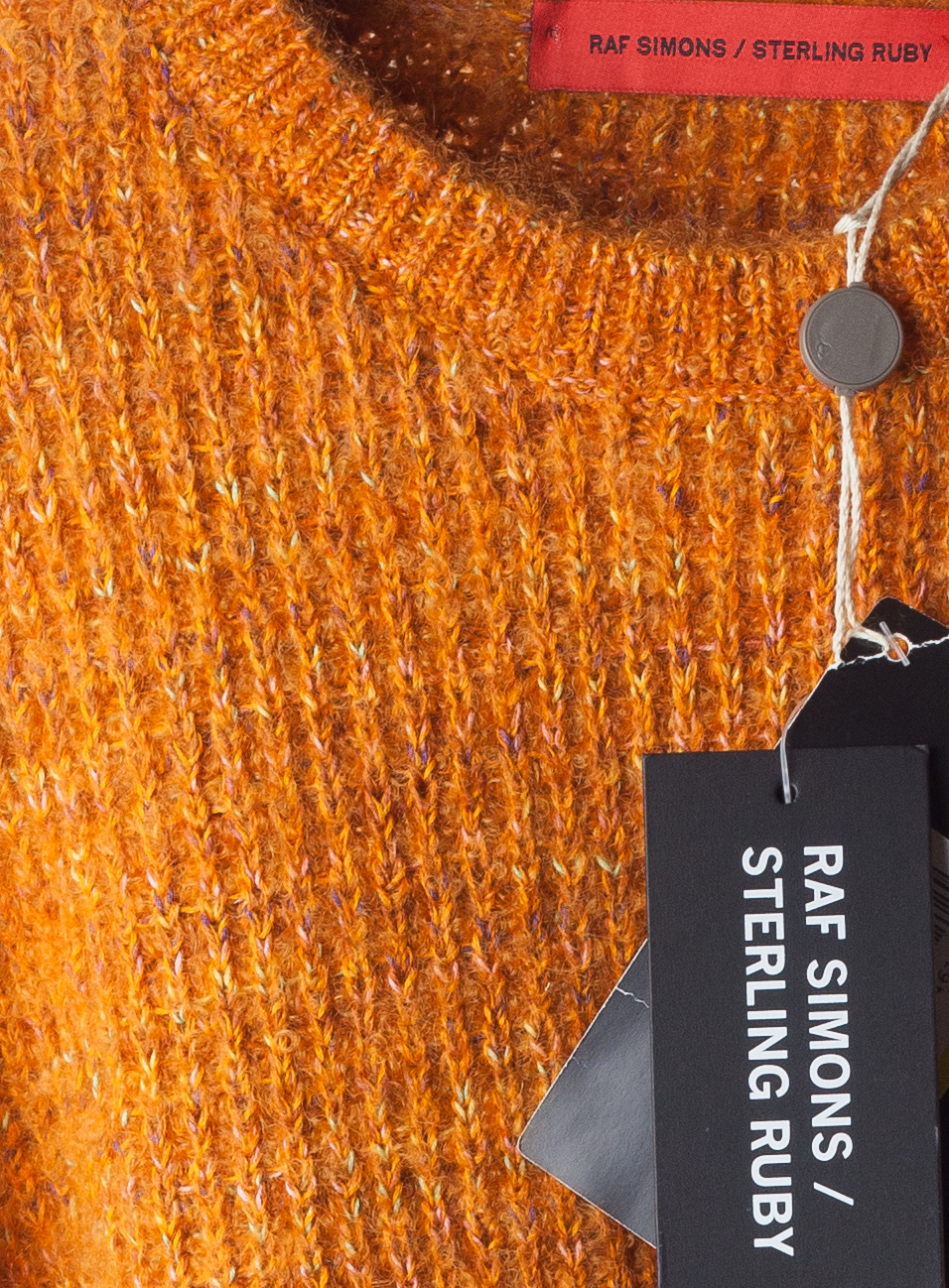 NWT Raf Simons x Sterling Ruby Knit Sweater