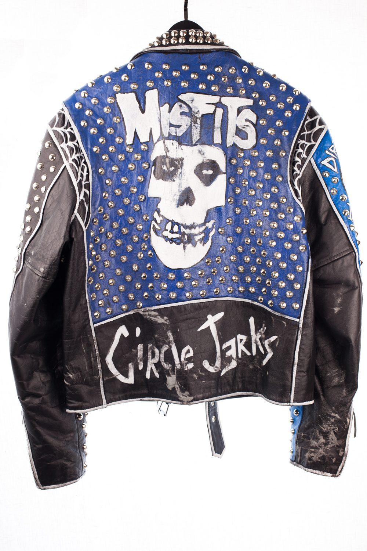 1:1 Studded Motorcycle Jacket