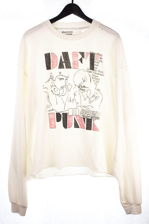 ERD X Daft Punk L/S Tee