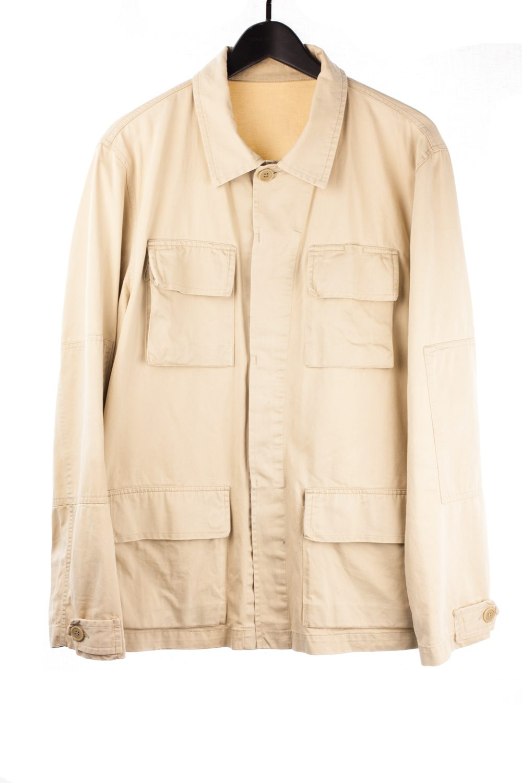 99 Helmut Lang Military Safari Jacket