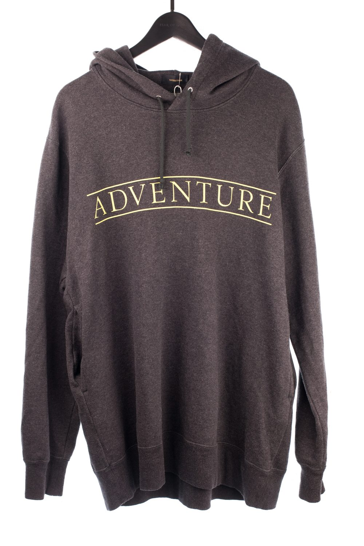 SS15 Gray Adventure Hoodie
