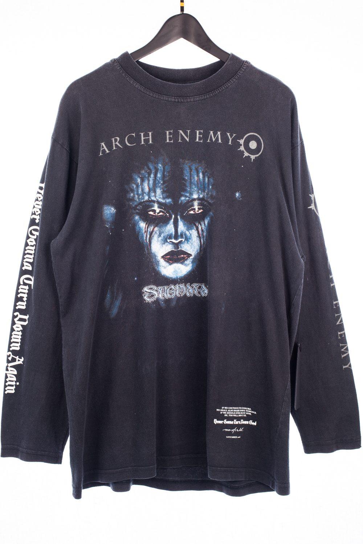 "NWT NGTDA ""Arch Enemy"" 1:1 Maxfield Band Tee"