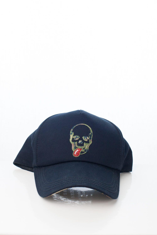 Signature Emblem Swarovski Hat