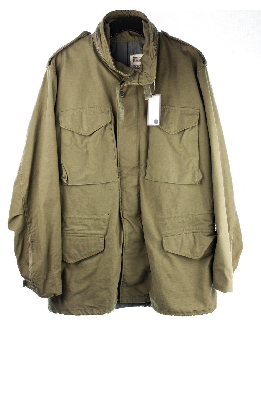Olive M-65 Field Jacket