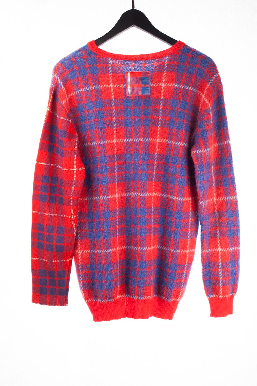 "4544f2ca1464 FW00 ""Melting Pot"" 3/4 Mohair Sweater   Horror Vacuo"